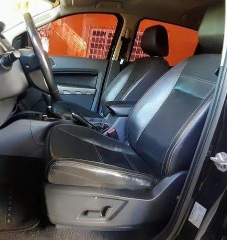 Ford Ranger limited 3.2 20v 4X4 CD Aut. Dies. - Foto 6