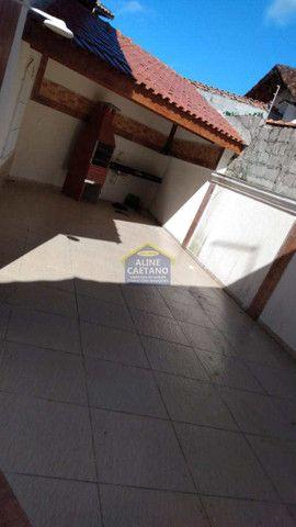 Casa à venda com 2 dormitórios em Caiçara, Praia grande cod:MGT70713 - Foto 4