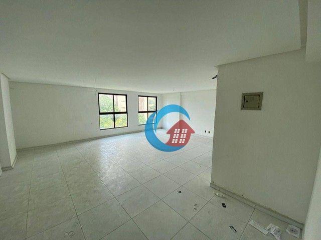 Sala para alugar, 45 m² por R$ 2.300,00/mês - Casa Forte - Recife/PE - Foto 6