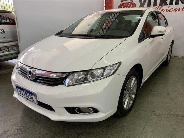 Honda Civic 2014 2.0 lxr 16v flex 4p automático - Foto 4