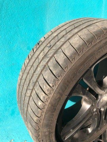 Jogo c 4 rodas p/ Mercedes A200 17, ano 2014+ pneu 225/45 17 - Foto 3