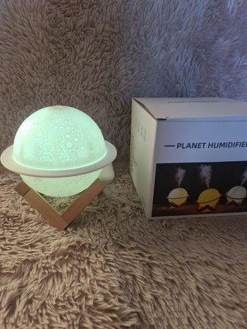 Luminária, aromatizador e umidificador Júpiter  - Foto 4