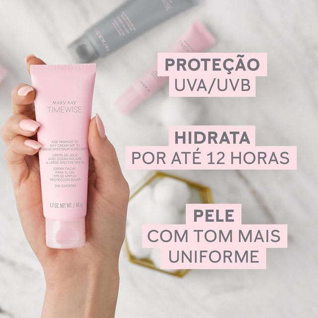 Sistema TIme Wise 3d Mary kay - Foto 4