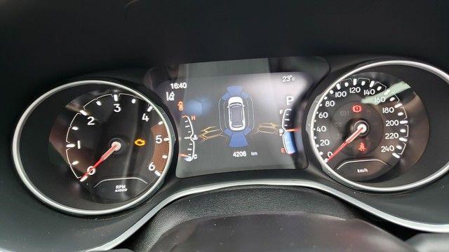 Compass  S - 2021 turbo disel Zerada ! - Foto 13