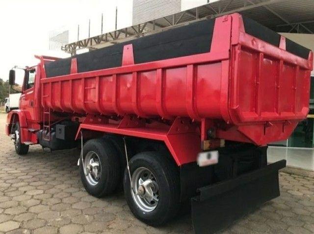 Caminhão Mb 1620 Caçamba Para Vender  - Foto 3