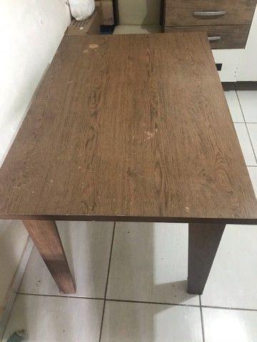 Mesa sem cadeiras  - Foto 3