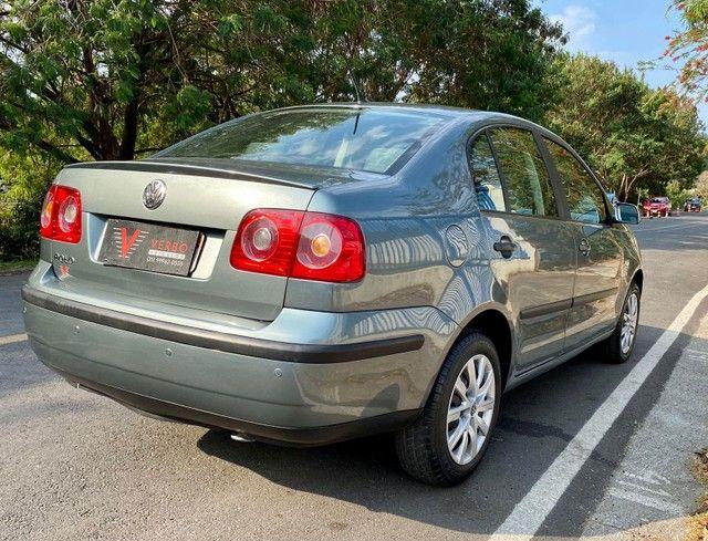 Volkswagen Polo Sedan POLO SEDAN 1.6 MI TOTAL FLEX 8V 4P FL - Foto 7