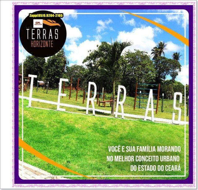 Lotes Terras Horizonte - Construção Liberada-&#$ - Foto 19