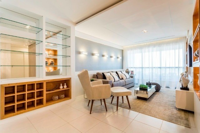 EA- Lindo apartamento de alto Padrão | 04 Suítes | 226m² | Edf. Mirante do Cais - Foto 5
