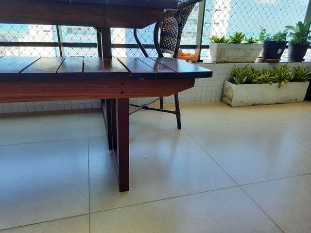 Banco de madeira de alta qualidade (novo)  - Foto 6