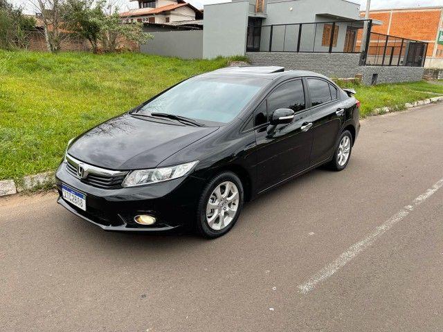 Honda New Civic EXS Top de Linha