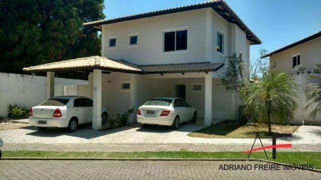 Excelente casa com 3 suítes no Eusébio