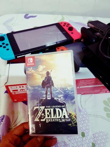Nintendo Switch - Console / Videogame 3em1