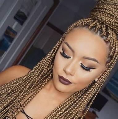 Rastafari | Box braids | Dred - Só para Mulheres - Promoção