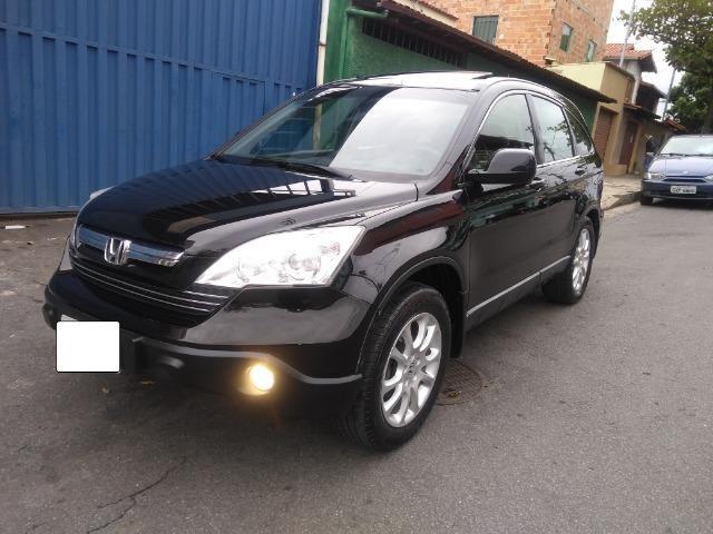 Charming Honda Cr V Ex 4x4 C Teto Solar/2 Dono /revisada