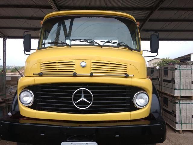 Nice Caminhão Mercedes Benz 1313, Traçado 4X4, Original