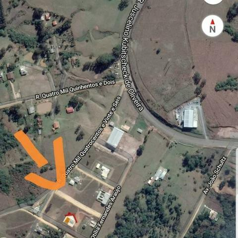 Terreno lote a venda bairro vila maria lages sc - Foto 3