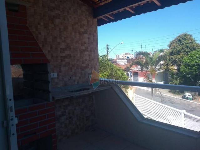 Casa à venda, 55 m² por R$ 210.000,00 - Vila Caiçara - Praia Grande/SP - Foto 14