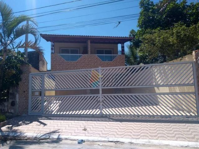 Casa à venda, 55 m² por R$ 210.000,00 - Vila Caiçara - Praia Grande/SP