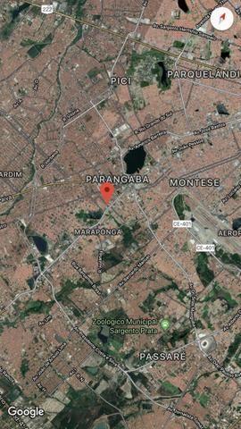 Terreno Maraponga - Quadra fechada -8.600