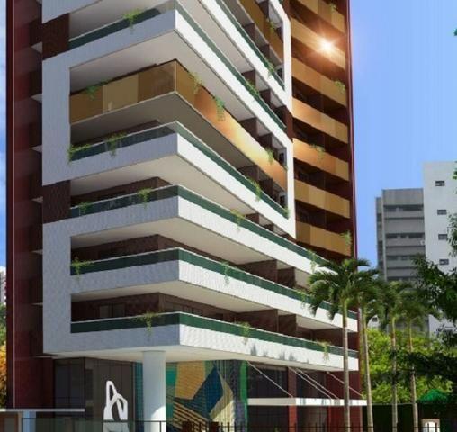 Edifício Savoy, apartamento com 4 suítes, 330m², 5 vagas, lazer completo, Meireles - Foto 4