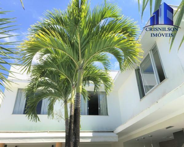 Casa à venda alphaville salvador i, excelente, r$ 2.500.000,00, piscina, espaço gourmet, 4 - Foto 19