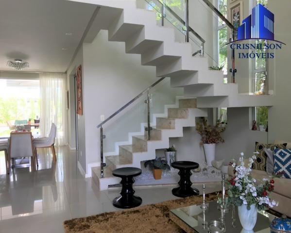Casa à venda alphaville salvador i, excelente, r$ 2.500.000,00, piscina, espaço gourmet, 4 - Foto 15