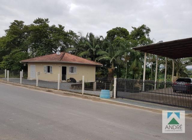 Casa, Margem Esquerda, Gaspar-SC