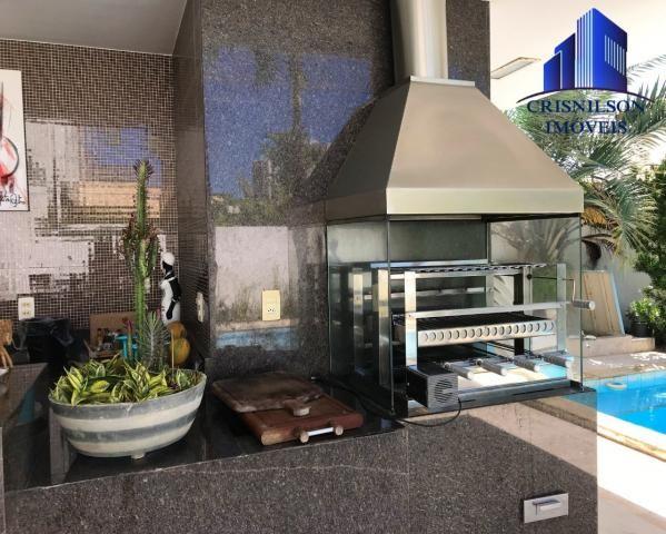 Casa à venda alphaville salvador i, excelente, r$ 2.500.000,00, piscina, espaço gourmet, 4 - Foto 5