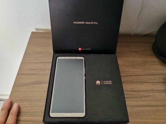 79be6520bff Huawei mate 10 pro 128gb café zero - Celulares e telefonia - St ...