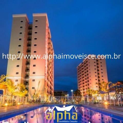 Apartamento 3 Quartos -Lagoa Jóquei Ville- Unidade Promocional-2 Andar - Foto 2