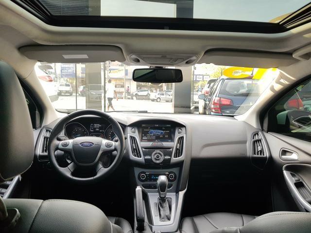 Ford Focus titanium Plus 14/15 2.0 com teto TOP (Petterson melo -998731958) - Foto 5