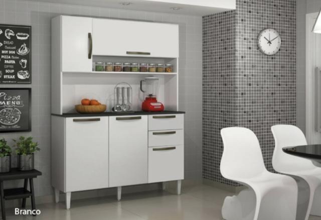 Kit Cozinha Nápoles ( Entrega Grátis) - Foto 2