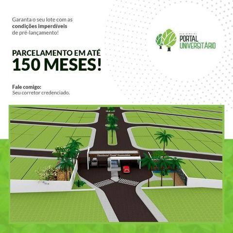 Terreno á venda financiamento próprio (Loteamento Residencial Portal Universitário) - Foto 5
