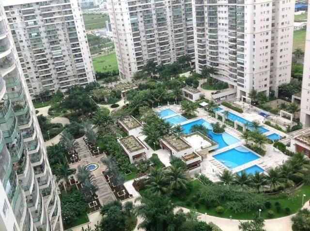 Alugo 2 Quartos Mobiliado Cidade Jardim (Reserva Jardim)