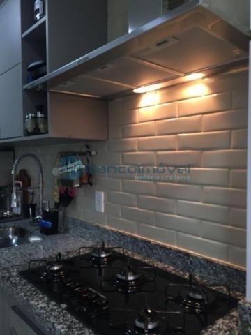 Apartamento para alugar com 2 dormitórios em Condomínio vivare, Paulínia cod:AP02402 - Foto 8