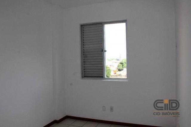 Apartamento com 3 dormitórios para alugar, 92 m² por r$ 1.000/mês - centro sul - cuiabá/mt - Foto 3