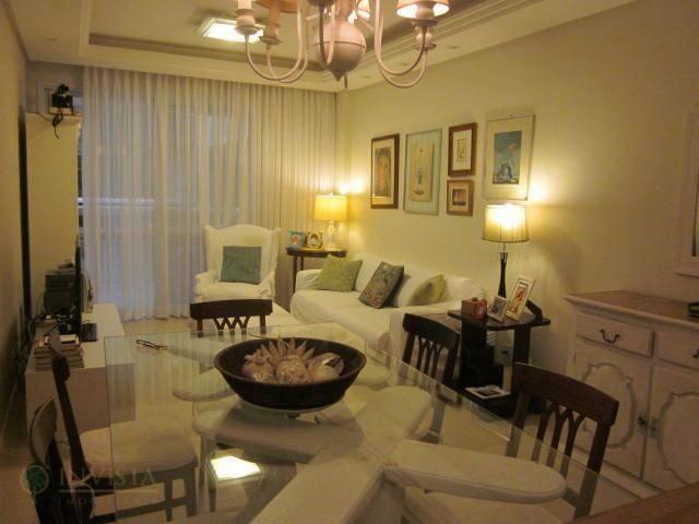 3 suites, sacada com churrasqueira, escritório - Foto 2
