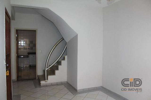 Sobrado com 3 dormitórios para alugar, 100 m² por r$ 1.400,00/mês - jardim kennedy - cuiab - Foto 5