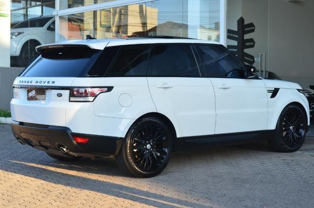 Range Rover Sport HSE 3.0 Diesel - Top - Teto Panorâmico - Foto 8