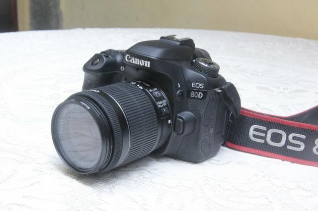 Canon EOS 80 D Objetiva 18~55 - Foto 2