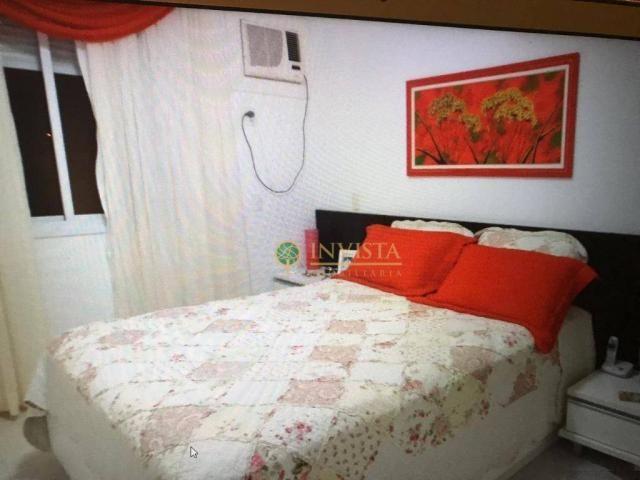 Amplo apartamento de 3 dormitórios sendo 2 suítes no Jurerê Internacional - Foto 12