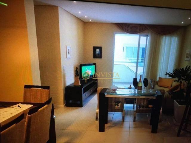 Amplo apartamento de 3 dormitórios sendo 2 suítes no Jurerê Internacional - Foto 2