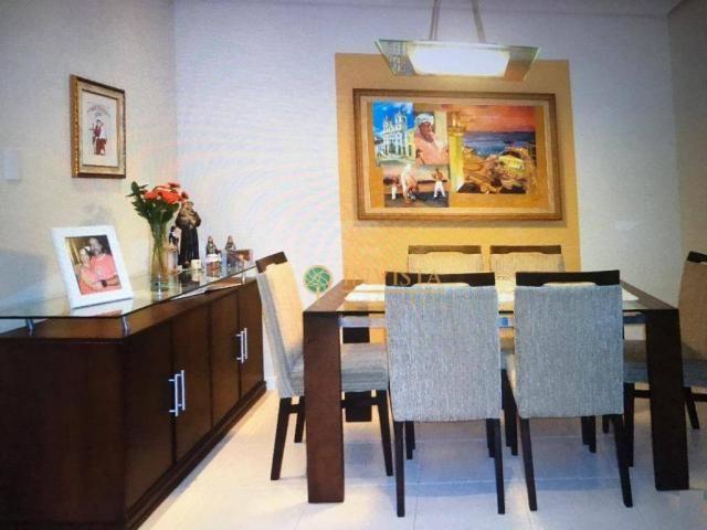 Amplo apartamento de 3 dormitórios sendo 2 suítes no Jurerê Internacional - Foto 6