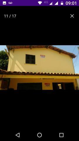 Alugo casa dúplex em Paracuru a ,5 km da rodoviária temporada ou mensal sem mobília - Foto 2