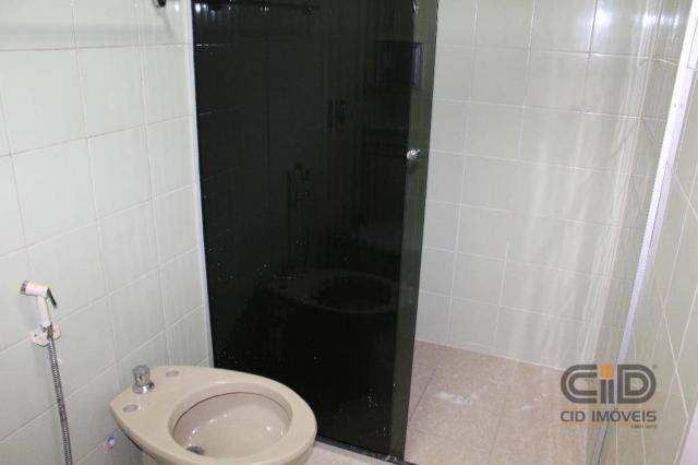 Apartamento com 3 dormitórios para alugar, 120 m² por r$ 1.900,00/mês - miguel sutil - cui - Foto 16