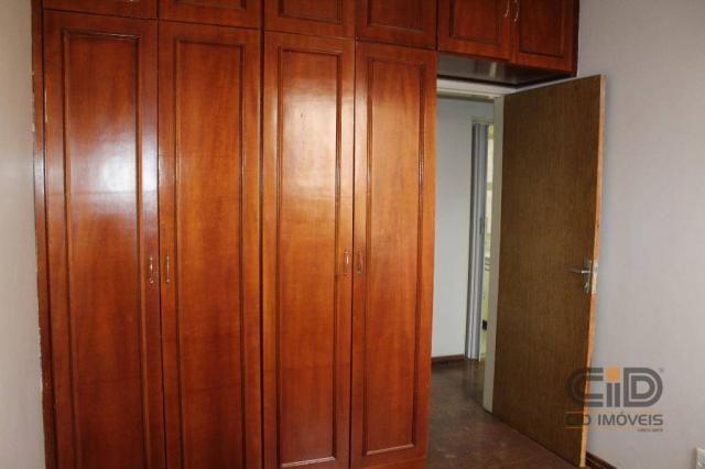 Apartamento com 3 dormitórios para alugar, 120 m² por r$ 1.900,00/mês - miguel sutil - cui - Foto 8