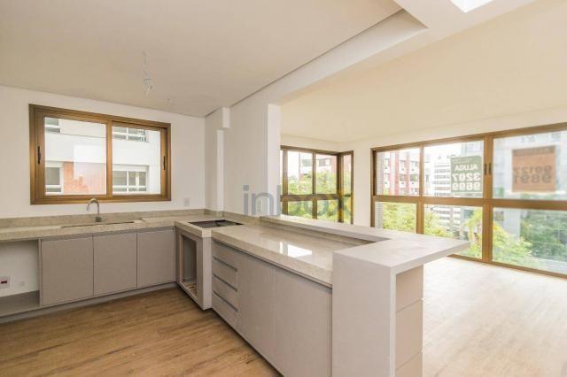 Lindo apartamento 3 suítes semi mobiliado com 116m privativos - Foto 7