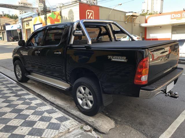 Toyota Hilux CD Diesel 2008 - Foto 4
