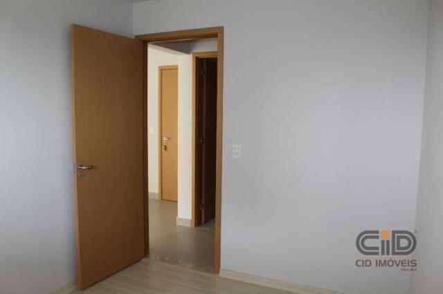 Apartamento com 2 dormitórios para alugar, 88 m² por r$ 2.500/mês - ribeirão do lipa - cui - Foto 8